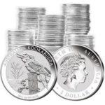Investiční Stříbrné mince