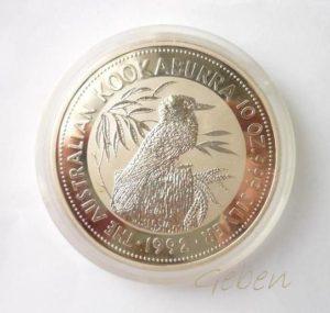 10 Oz ! Kookaburra - investice