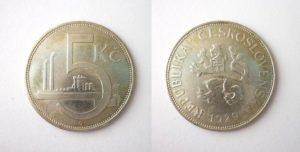 5 Kč 1929