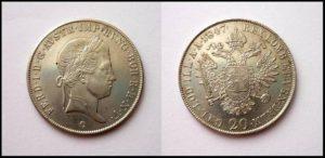 20 Krejcar 1847 C