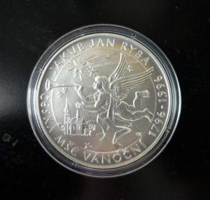 200 Kč Česká mše - J.J.Ryba b.k.