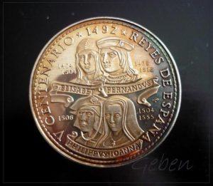 30 Pesos Reyes de Espana R