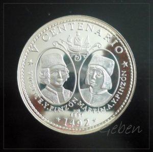 30 Pesos – Bratři Pinzónové R