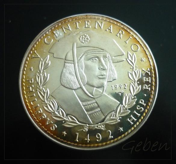 30 Pesos – Král Filip R