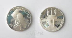 USA – Los Angeles 1984 Olympic Dollar – PROOF