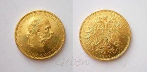 20 Koruna 1897