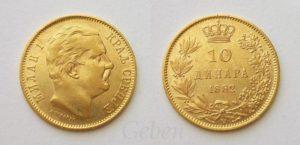 10 Dinara 1882 - Vídeň