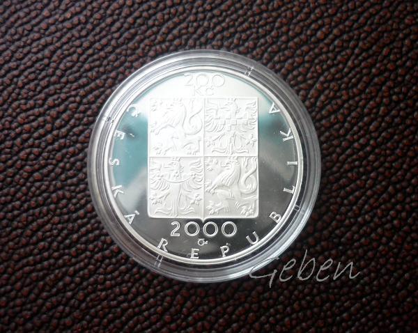 200 Kč Zdeněk Fibich - PROOF