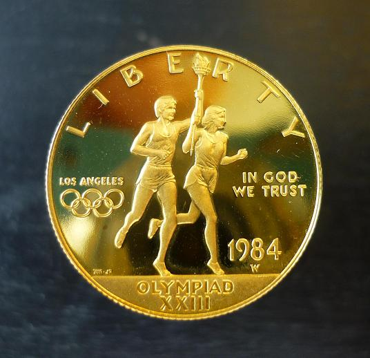 10 Dollars sada Los Angeles 1984