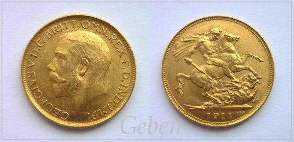 Sovereign 1911 C - Canada