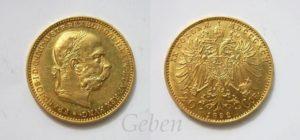 20 Koruna 1892