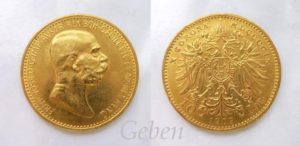 10 Koruna 1909 Marschall