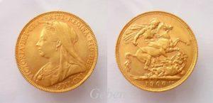 Sovereign 1900 Victoria