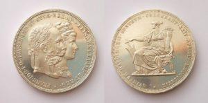 2 Zlatník 1879 FJ I. - Sissi