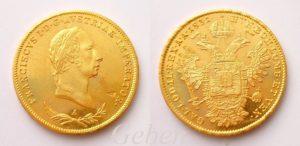 Sovráno 1831 A ! František II.