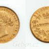 Sovereign 1864 (sy) ! Victoria Young Head