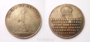 Žeton 1808