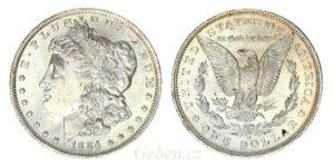 dollar 1884 New Orleans