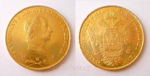 Sovráno 1831 M ! František II.