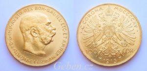 100 Corona 1915