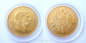 10 koruna 1906