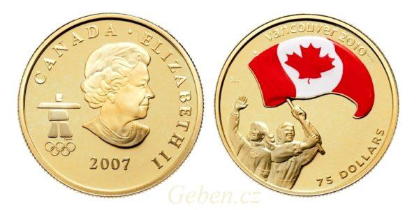 75 Dollars 2007 - Vancouver CANADA