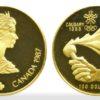 100 Dollar - Zlato