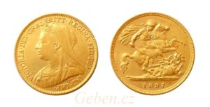 Half Sovereign 1897 - Victoria
