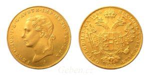 Dukát 1848 - 1898 Jubilejní - 50 let vlády FJ I.