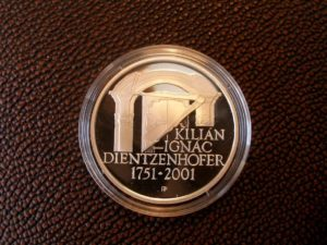 200 Kč Dientzenhofer PROOF