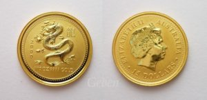 15 Dollars Austrálie 2000 DRAK ! R