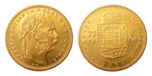 Osmizlatník - 8 Forint 1888 KB