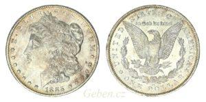 dollar 1885 New Orleans