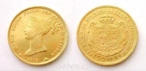 40 Lira 1815 - Marie Luisa