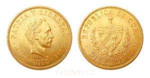 10 Pesos 1915 ! Cuba