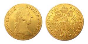 Dukát 1788 E ! Josef II.